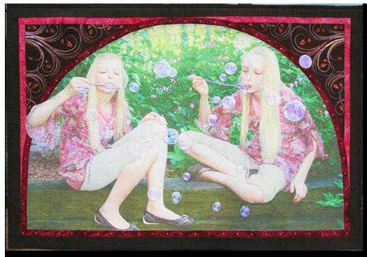 Double Bubble ©2010 Rochelle Stibb